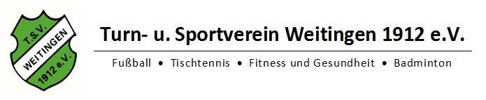 TSV Weitingen Logo